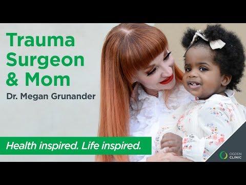 Part-time Surgeon, Full-time Mom | Dr. Megan Grunander