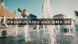 Freerun & BMX in Ultra Slow Motion