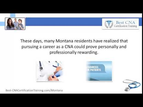 Top CNA Classes in Montana | MT CNA Colleges