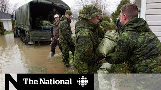 Download Canada's military feeling the strain responding to climate change Video