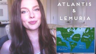 Atlantis & Lemuria