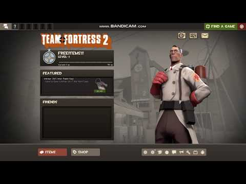 How To Get Free Items In TF2 (%100 Working 2018)