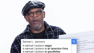 Samuel L. Jackson Answers the Web