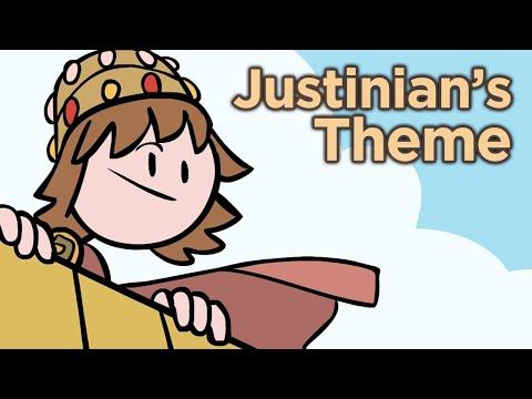 ♫ Justinian & Theodora: