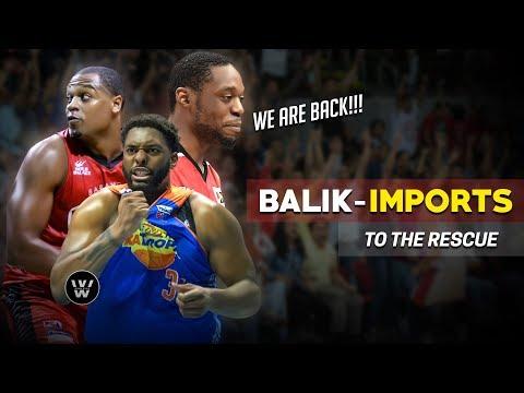 Brownlee, Smith at Walker, BALIK-PBA na | Veteran Imports are BACK