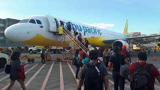 Cebu Pacific A321 | Manila to Iloilo | Boarding | Part 1/4