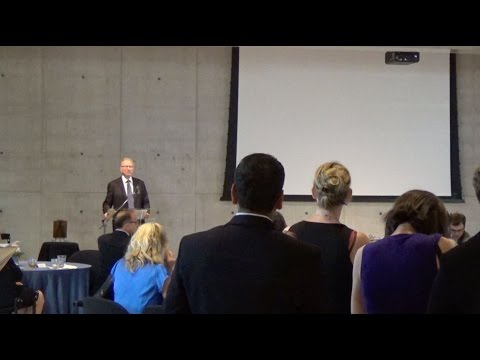 Salk Institute Chair Recognition Ceremony