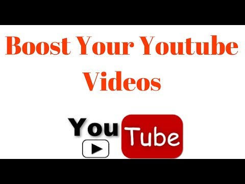 How to Boost Youtube Video Using Google Adwords and Increase Views
