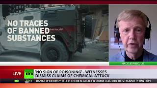 No attack, no victims, no chem weapons: Douma witnesses speak at OPCW briefing