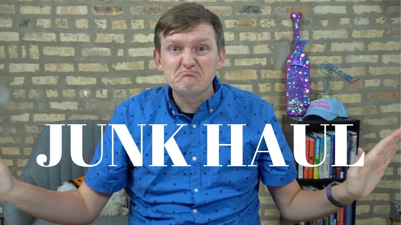 REACTING TO A $300 JUNK HAUL