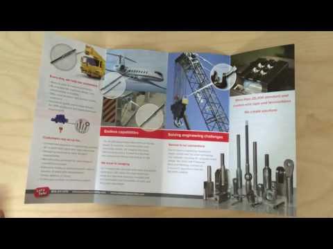 double gate fold brochures