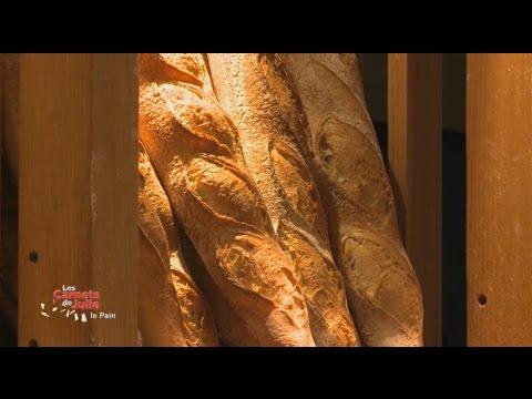 Le goût du pain - Les carnets de Julie
