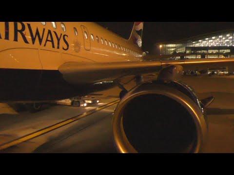British Airways BA1404 London Heathrow to Manchester with ATC Flight Report