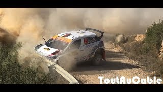 WRC Rally Spain 2017 (RACC Catalunya) -Day 1- Crash & Mistakes by ToutAuCable [HD]