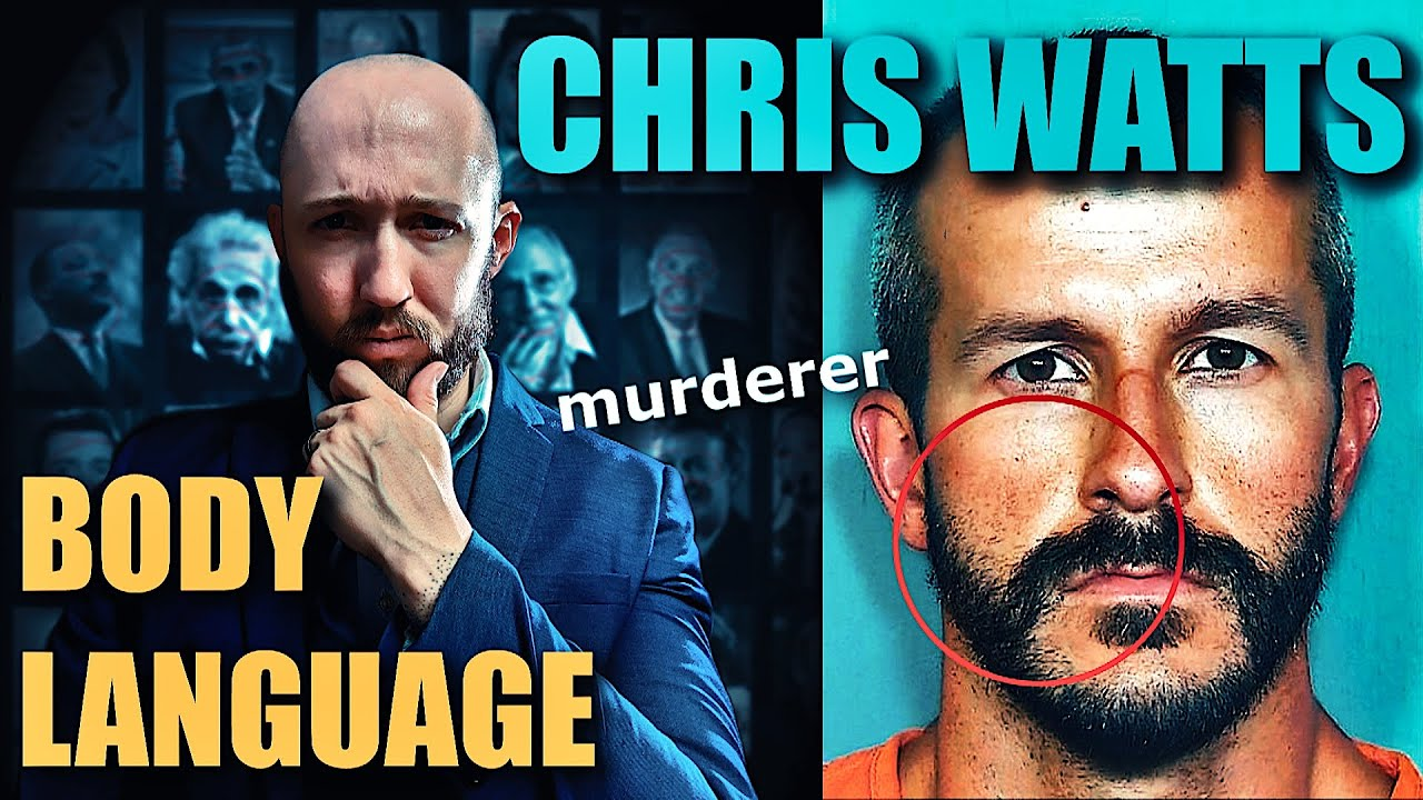 Body Language Analyst REACTS to Chris Watts' GUILTY Body Language | Faces Episode 21