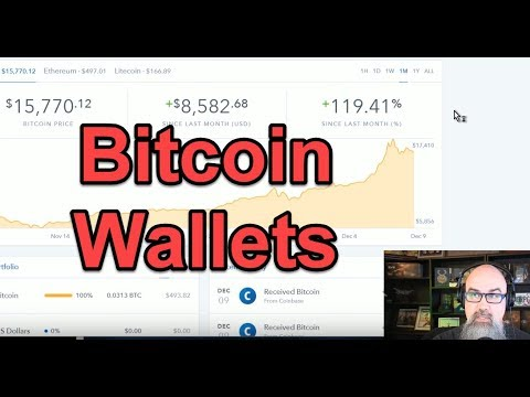 Bitcoin Wallets - What One To Use?