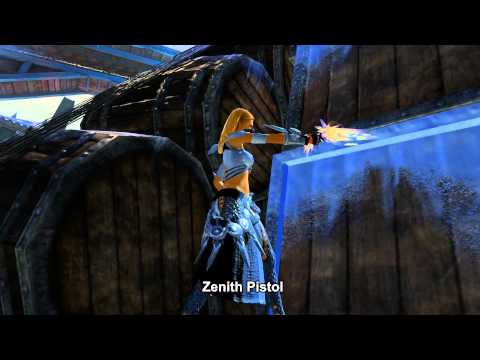 GW2 Zenith weapon animations