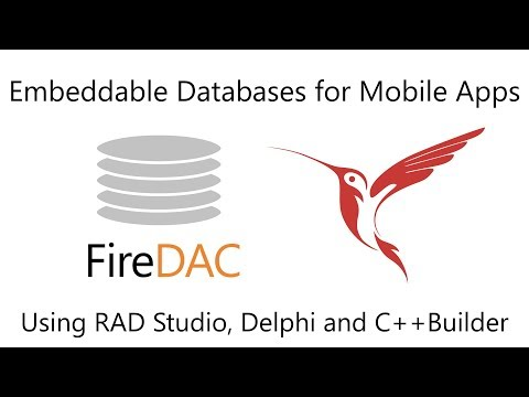 Webinar Replay: Embeddable Databases for Mobile Apps: Stress-Free Solutions with InterBase