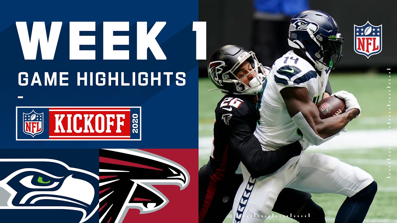 Seahawks vs. Falcons Week 1 Highlights | NFL 2020