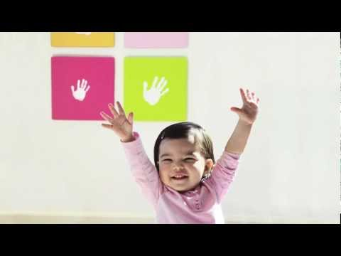 Pearhead : Clean-touch inkpad to take your baby footprint