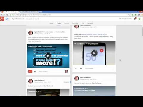 How to setup backlink in Google Plus Profile For Real Estate Agents
