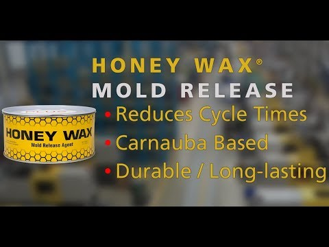 Honey Wax Mold Release Adhesion Test