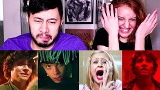 SCARY STORIES TO TELL IN THE DARK | All Super Bowl 2019 Teasers Reaction!