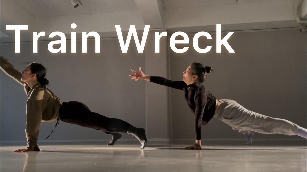 Download [Contemporary-Lyrical Jazz] Train Wreck - James Arthur | Choreography. MIA MP3 Gratis