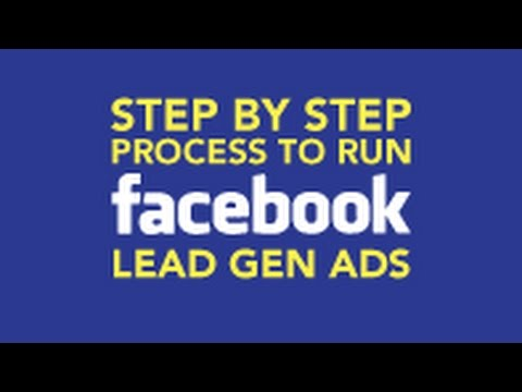 How To Create Facebook Lead Generation Advertisements