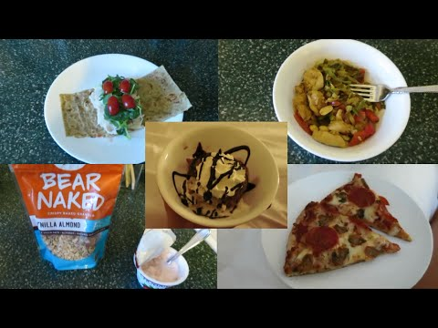 What I Eat In A Day- Gestational Diabetes- 31 Weeks