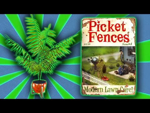 Fallout 4 - Picket Fences Modern Lawn Care ( Potted Plants ) Guide