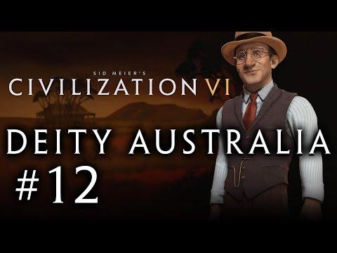 Let's Play: Civilization VI - Deity Australia! - Part 12