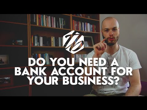 Business Bank Account — What Do I Need To Start A Business? | #149