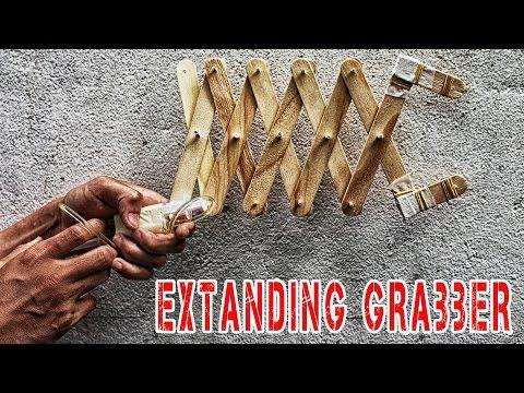 HOW TO MAKE EXTENDING GRABBER