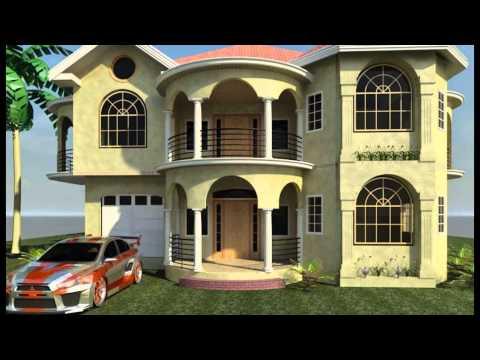 Exceptional AMAZING DESIGNS  Montego Bay Jamaica Architect ; Necca Constructions