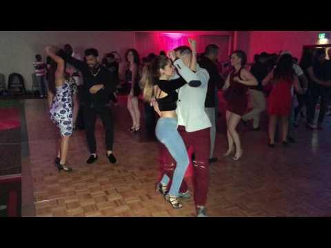 Sergio & Marichu Bachata Dance Me Emborrachare @ Seattle Salsa Congress 2016