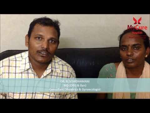 Creating Hope for a infertility patient at MyCureHospitals,Vizag