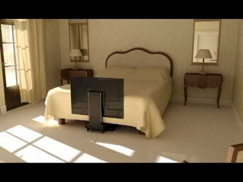 Under Bed TV Lift - Future Automation