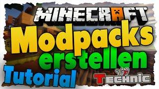 Minecraft Technic Modpack Videos Ytubetv - Minecraft server erstellen mit modpack