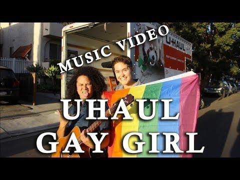 Galway Girl Ed Sheeran cover - LESBIAN VERSION - Uhaul Gay Girl