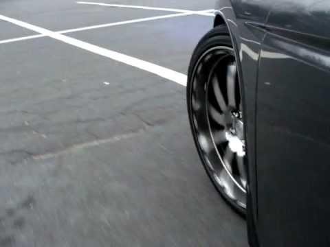 Honda Accord Alignment/Turning Radius Test pt.1