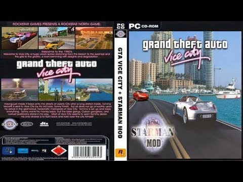 How to Download Gta Vc Starman Edition For any Windows.&Play
