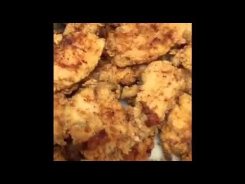 Garlic Parmesan Boneless Wings