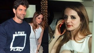 Ex-Wife Sussanne At Hrithik Roshan