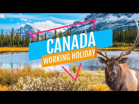 HOW TO APPLY FOR CANADA WORKING HOLIDAY VISA // 2018