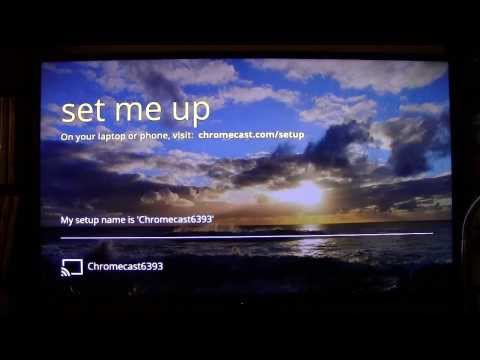 Chromecast - How to Reset Back to Factory Settings​​​ | H2TechVideos​​​