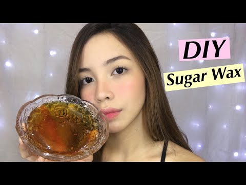 Easy & Affordable DIY Sugar Wax + DEMO | Philippines