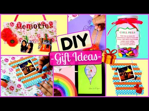 DIY CREATIVE Gift Ideas under 200 Rs. | Christmas Gifts