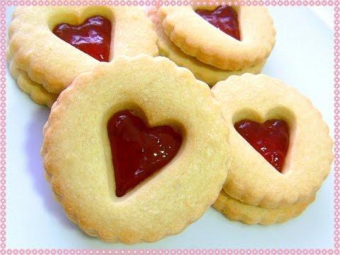 Jammy Jammie Dodgers - Delicious Sandwich Cookies