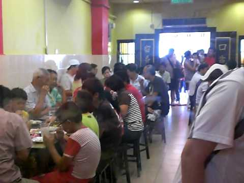 FAMOUS CHICKEN RICE BALL OUTLET IN MALACCA, PART 2